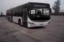 13.6米 10-64座宇通混合动力电动城市客车(ZK6140CHEVNG1)