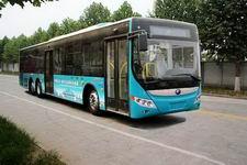 13.6米 10-52座宇通混合动力电动城市客车(ZK6140CHEVG1)