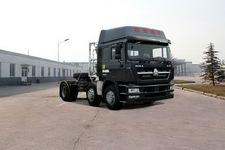 斯达-斯太尔前四后四牵引车420马力(ZZ4253V25C1D1L)