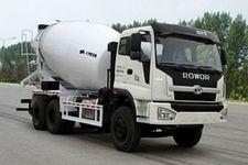 广正牌GJC5252GJB型混凝土搅拌运输车