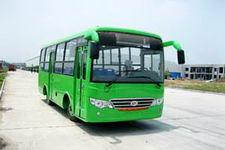 楚风牌HQG6720EA4型城市客车图片