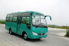 楚风牌HQG6660EA4型客车图片