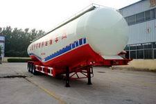 粱锋13米27.6吨3轴低密度粉粒物料运输半挂车(LYL9400GFL)