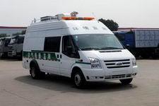 华东牌CSZ5042XJE型监测车