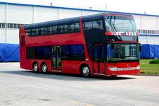安凯牌HFF6120GS01C型双层城市客车图片