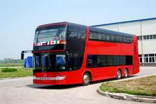 安凯牌HFF6120GS01C型双层城市客车图片2