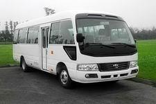 7米|10-23座柯斯达客车(SCT6704TRB53L)