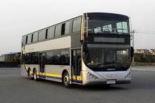 12.7米|30-82座青年双层城市客车(JNP6130GSC)