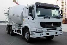 万通牌YCZ5252GJB型混凝土搅拌运输车