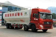 程力威牌CLW5310ZSLD3型散装饲料运输车报价
