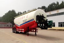 粱锋13米27.6吨3轴低密度粉粒物料运输半挂车(LYL9401GFL)