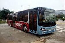 12米|10-44座五洲龙混合动力城市客车(FDG6123HEVN5)