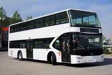 11.3米|10-77座宇通混合动力双层城市客车(ZK6116CHEVGS1)