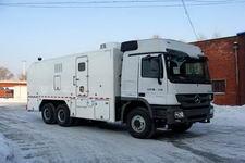 野驼牌DQG5252TCJ型测井车
