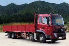 凯沃达国四前四后八货车239马力12吨(LFJ1240G2)
