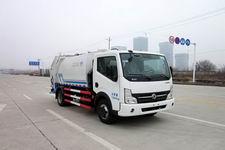 九通牌KR5070ZYS4型压缩式垃圾车图片
