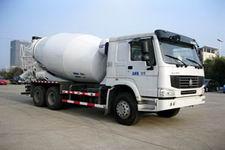 柳工牌YZH5253GJBHWD型混凝土搅拌运输车
