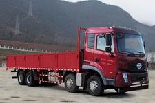 凯沃达国四前四后八货车239马力12吨(LFJ1240G3)