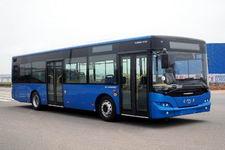 青年牌JNP6100GVC型豪华城市客车图片