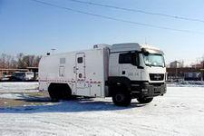 野驼牌DQG5253TCJ型测井车