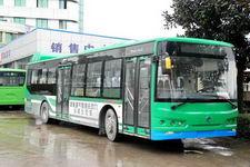 11.4米|25-37座万达混合动力城市客车(WD6110HEV)