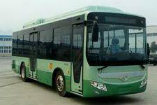 10.5米|25-40座少林混合动力城市客车(SLG6107PHEV)