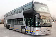 安凯牌HFF6120GS01C型双层城市客车图片3
