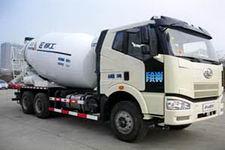 柳工牌YZH5253GJBJFD型混凝土搅拌运输车