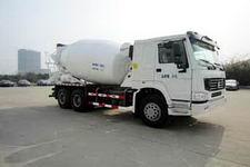 柳工牌YZH5252GJBHWD型混凝土搅拌运输车