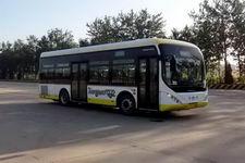 青年牌JNP6950GM型豪华城市客车图片