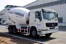 昌骅牌HCH5250GJBZ1型混凝土搅拌运输车图片