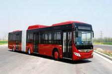 宇通牌ZK6180CHEVNPG3型混合动力铰接城市客车图片