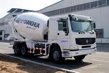昌骅牌HCH5250GJBZ2型混凝土搅拌运输车图片