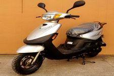 劲力牌JL48QT-3型两轮轻便摩托车图片