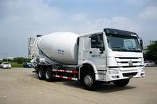 柳工牌YZH5254GJBHWD型混凝土搅拌运输车