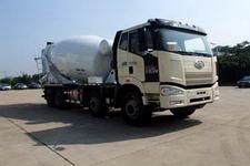 柳工牌YZH5312GJBJFD型混凝土搅拌运输车