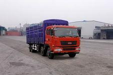 一拖重卡国四前四后八仓栅式运输车269-271马力15-20吨(LT5310CCYBBC0)