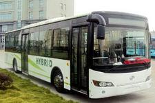 吉江牌NE6120PHEV1型混合动力城市客车