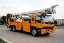 青特牌QDT5190TXGI型线杆综合作业车图片