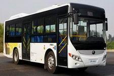 9.3米宇通混合动力城市客车