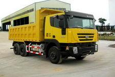 云河集团牌CYH3255HMG384型自卸汽车