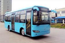 吉江牌NE6820HNG51型城市客车