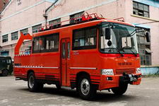 华中牌WH5100XGCFA型工程车