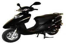 杰士达牌JSD125T-7A型两轮摩托车