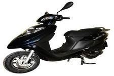 杰士达牌JSD125T-9A型两轮摩托车