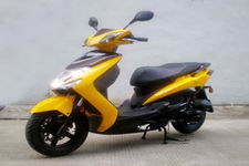 吉利牌JL50QT-6C型两轮轻便摩托车图片
