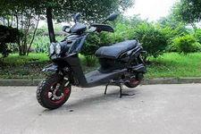 南爵牌NJ125T-3型两轮摩托车图片