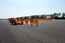 凯烁牌KSQ9350TJZG型集装箱运输半挂车图片