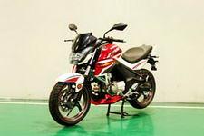 建设牌JS150-31型两轮摩托车