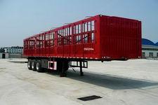 华任牌XHT9402CCY型仓栅式运输半挂车